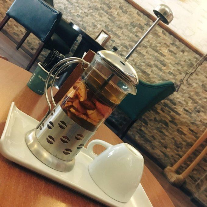 カッパドキア カフェ