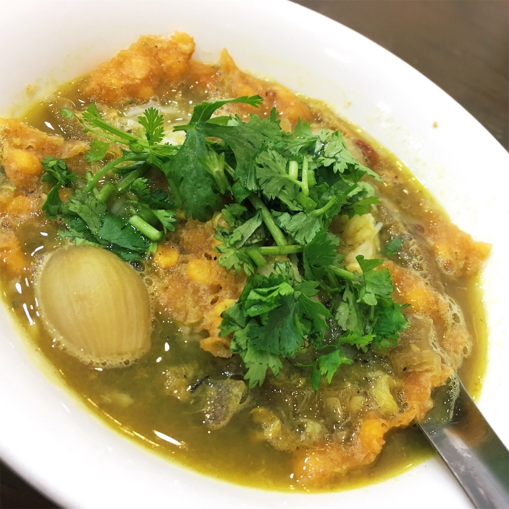 ミャンマー料理 モヒンガー