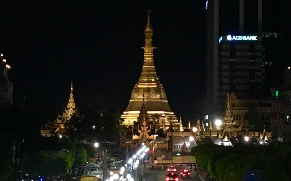 ミャンマー ヤンゴン 観光