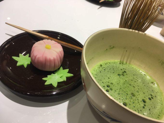 京都 和菓子体験