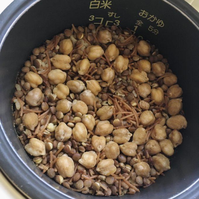 コシャリ エジプト 国民食 ひよこ豆 レンズ豆 ダッア 炭水化物 コシャリ屋コーピー お家でコシャリセット おうち時間